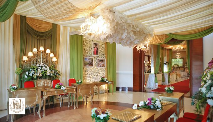 Wedding Decoration by BRAJA MUSTIKA Hotel & Convention Centre - 001
