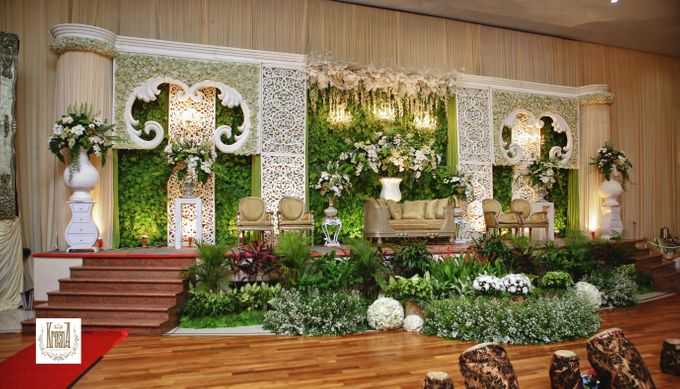 Wedding Decoration by BRAJA MUSTIKA Hotel & Convention Centre - 002