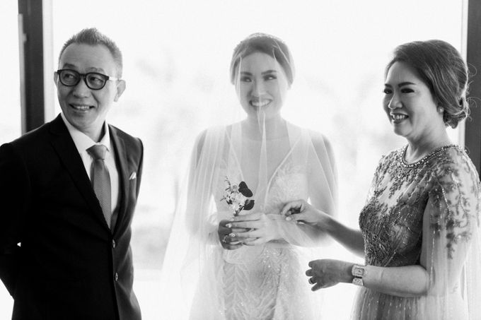 The Wedding of Renata & Andri by Bali Eve Wedding & Event Planner - 004