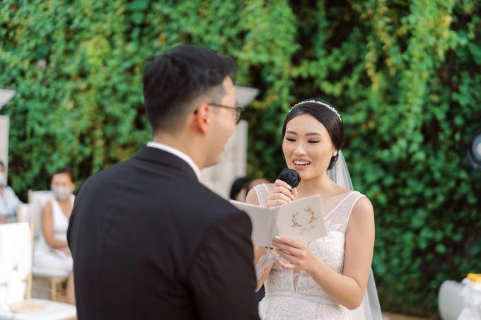 The Wedding of Renata & Andri by Bali Eve Wedding & Event Planner - 012