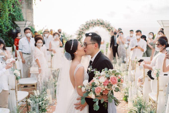 The Wedding of Renata & Andri by Bali Eve Wedding & Event Planner - 016