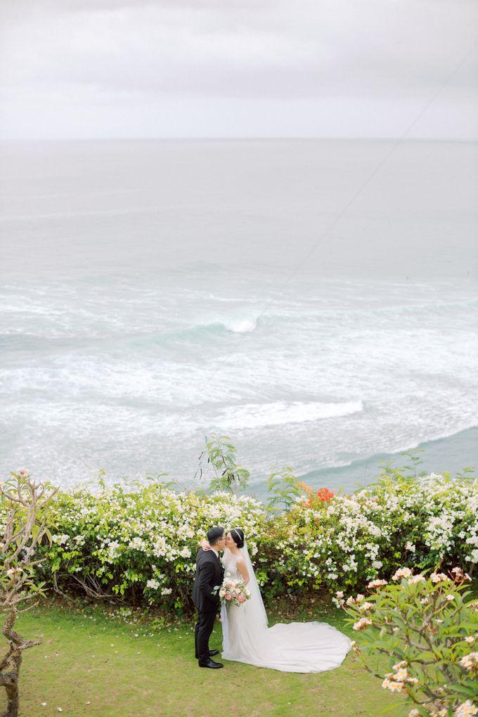 The Wedding of Renata & Andri by Bali Eve Wedding & Event Planner - 020