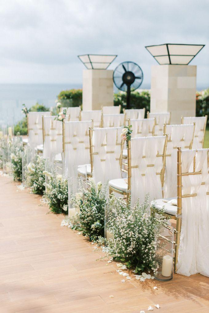 The Wedding of Renata & Andri by Bali Eve Wedding & Event Planner - 008