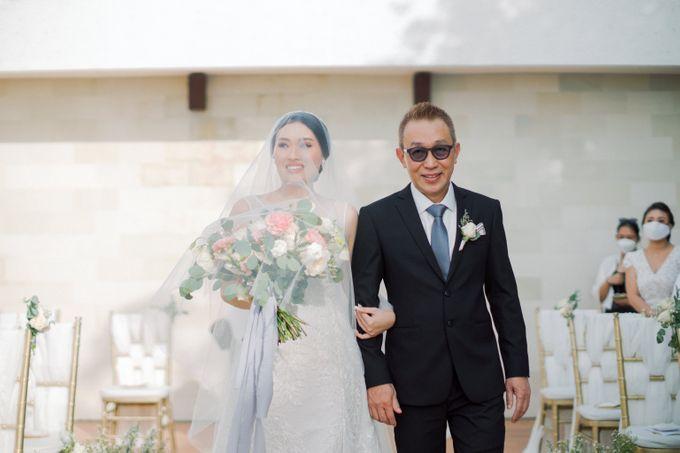 The Wedding of Renata & Andri by Bali Eve Wedding & Event Planner - 009