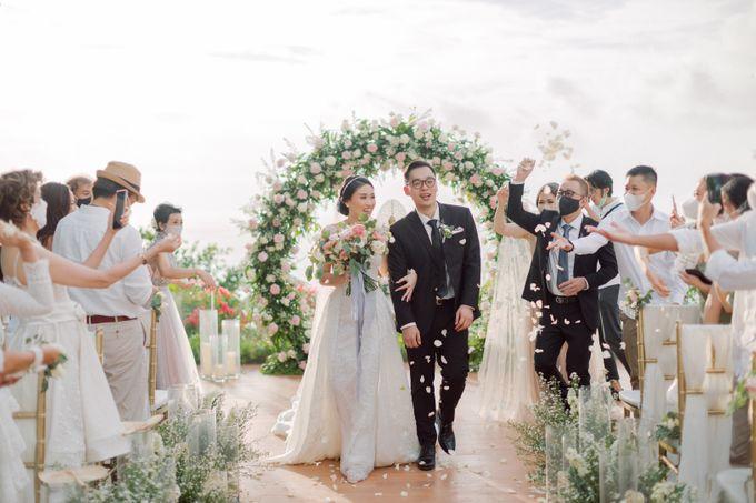 The Wedding of Renata & Andri by Bali Eve Wedding & Event Planner - 015