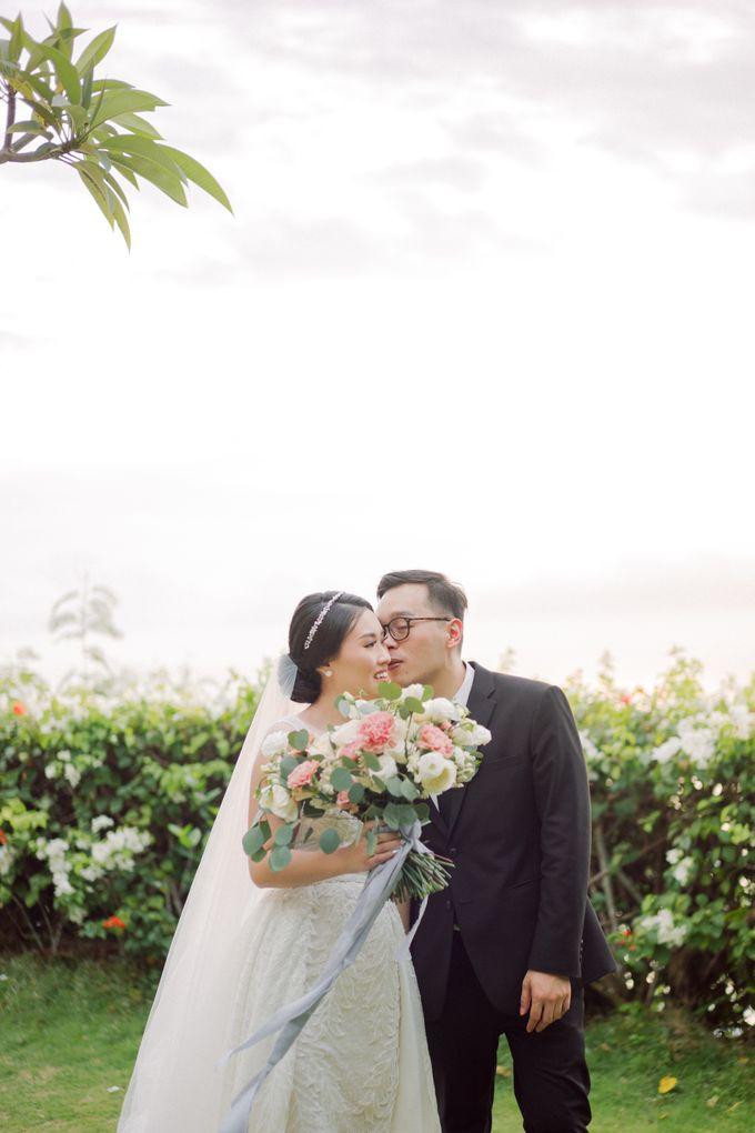 The Wedding of Renata & Andri by Bali Eve Wedding & Event Planner - 019