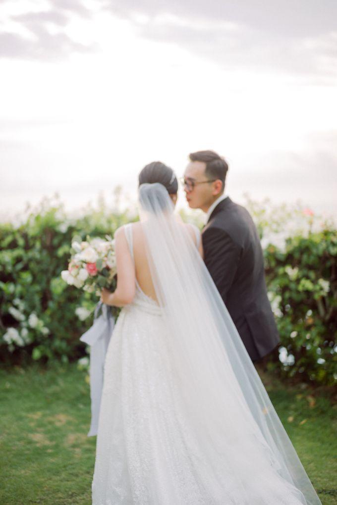 The Wedding of Renata & Andri by Bali Eve Wedding & Event Planner - 017
