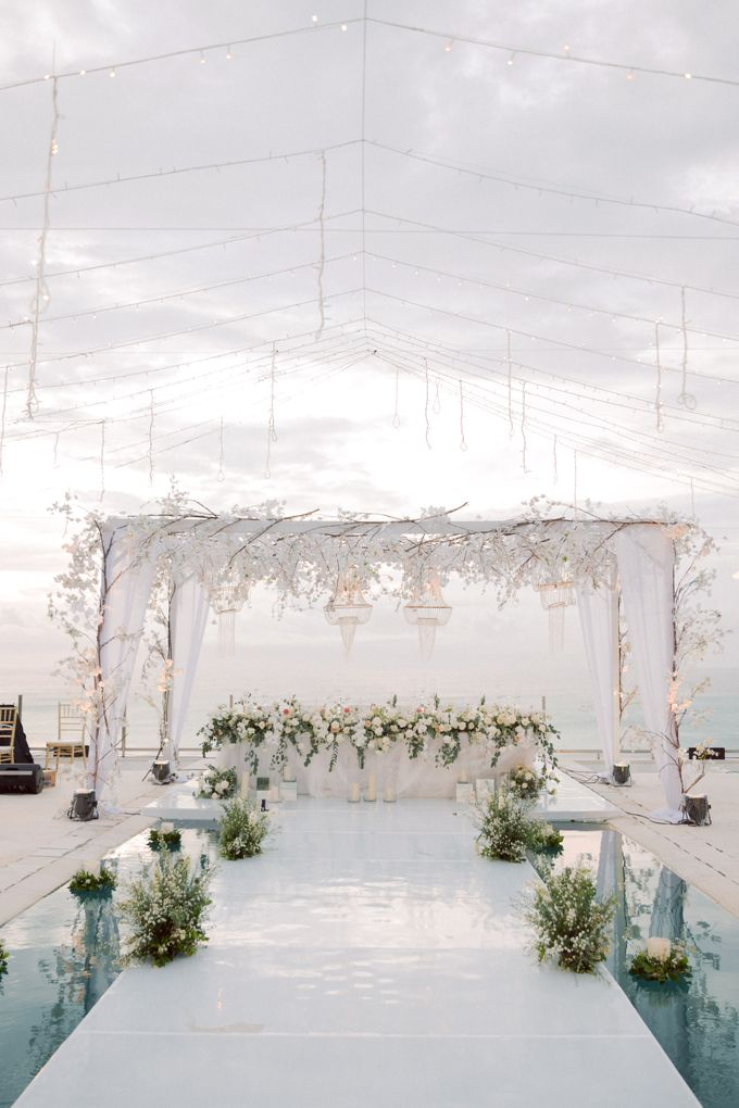 The Wedding of Renata & Andri by Bali Eve Wedding & Event Planner - 021