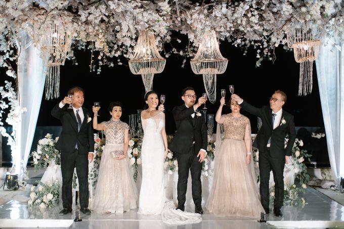 The Wedding of Renata & Andri by Bali Eve Wedding & Event Planner - 030