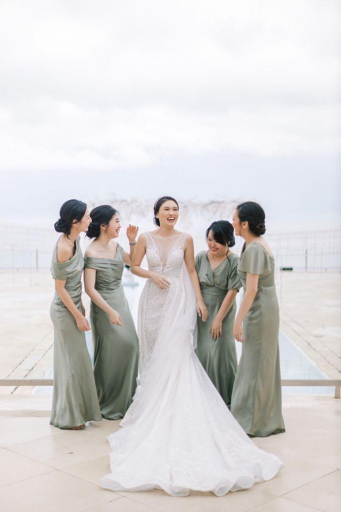 The Wedding of Renata & Andri by Bali Eve Wedding & Event Planner - 007