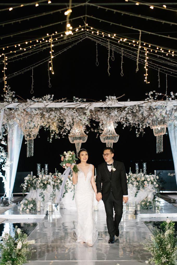 The Wedding of Renata & Andri by Bali Eve Wedding & Event Planner - 033