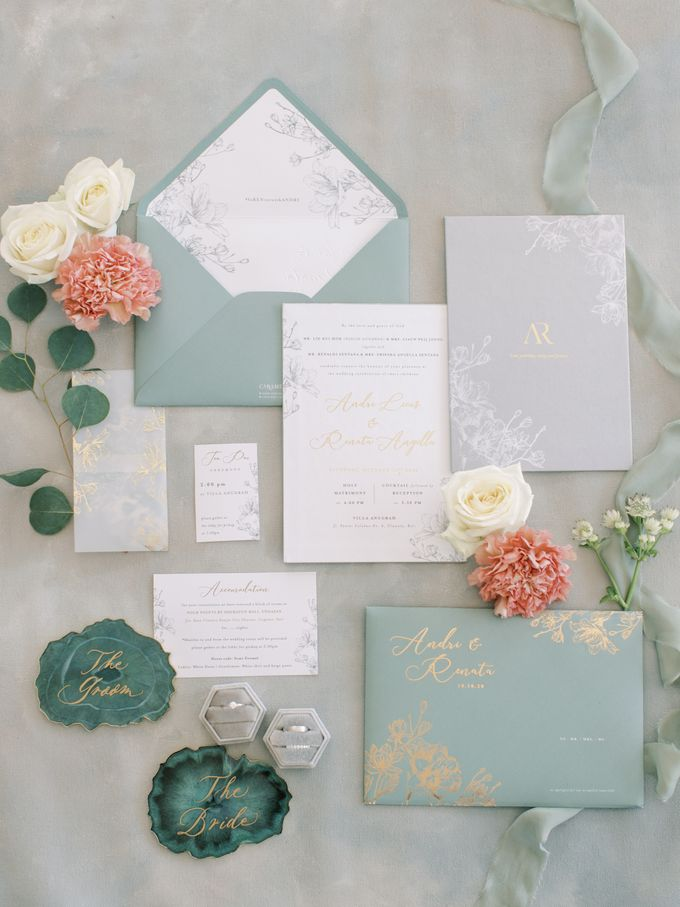 The Wedding of Renata & Andri by Bali Eve Wedding & Event Planner - 006