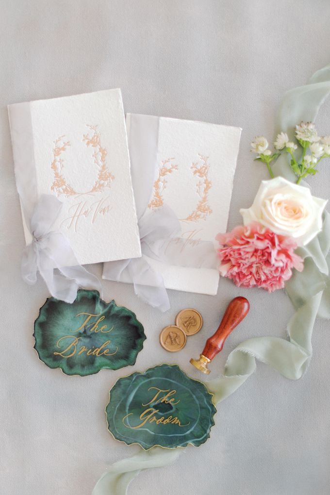 The Wedding of Renata & Andri by Bali Eve Wedding & Event Planner - 003