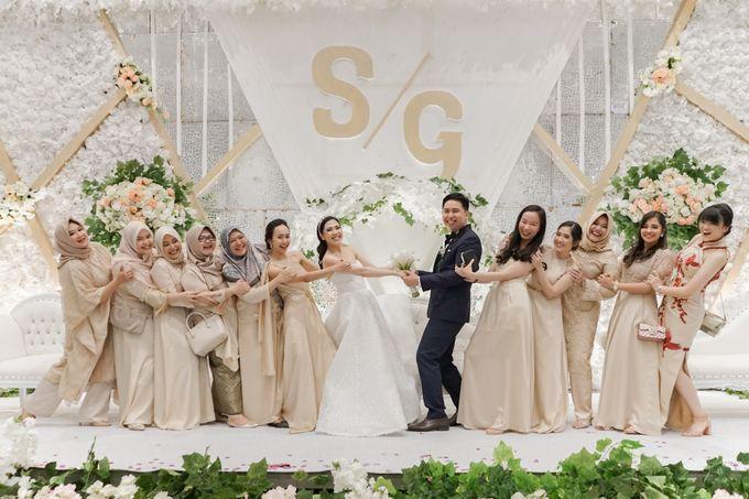 Wedding Of Sastra & Gracia (Green) by Ohana Enterprise - 028