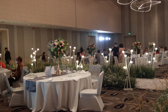 MC Wedding Double Tree Hotel Jakarta - Anthony Stevven by Anthony Stevven - 009