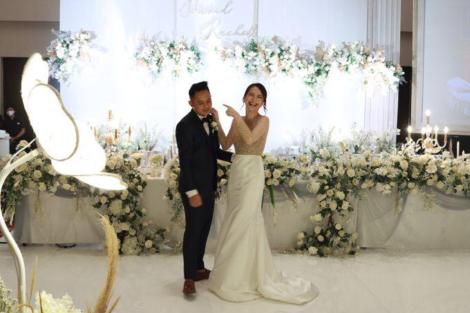 MC Wedding Intimate Fairmont Jakarta - Anthony Stevven by Anthony Stevven - 006