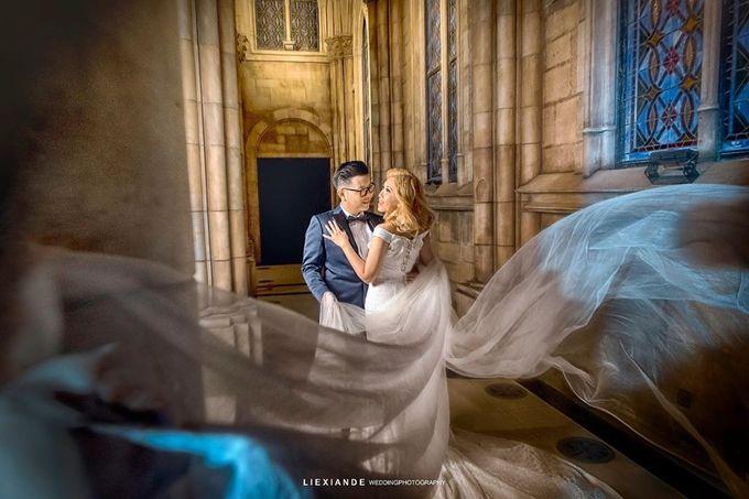 Widya & Rio Prewedding by iLook ( Makeup & Couture ) - 014