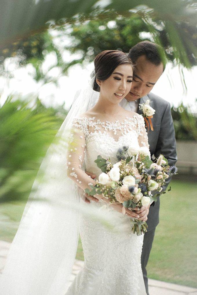 Rudy & Irene Wedding by One Heart Wedding - 025