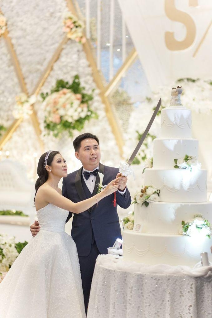 Wedding Of Sastra & Gracia (Green) by Ohana Enterprise - 029