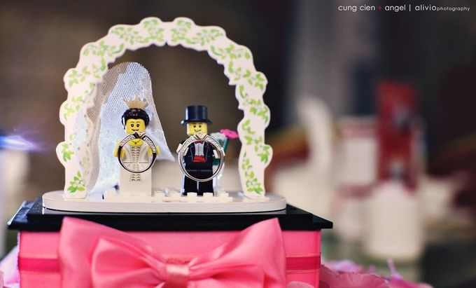 Cungcien + angel | wedding by alivio photography - 001