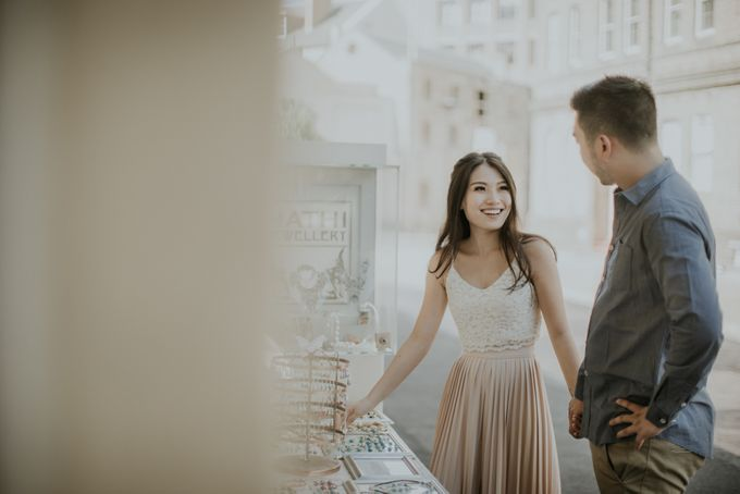 Jimmy & Sylvia Sydney Engagement Session by Calia Photography - 037