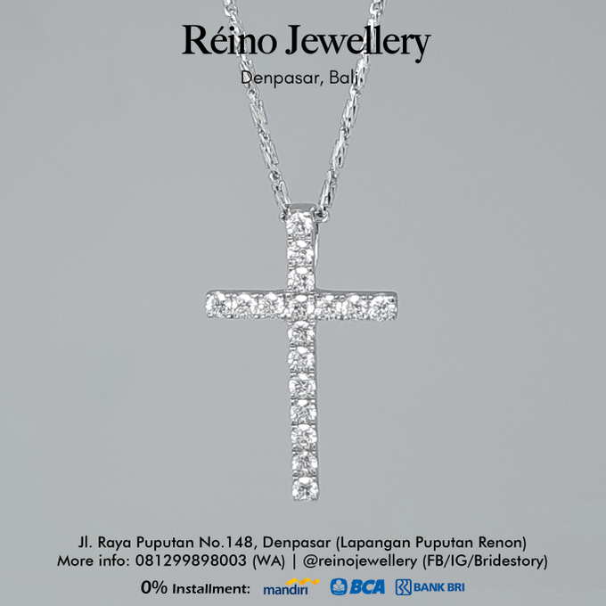 Liontin or Pendant by Reino Jewellery - 010
