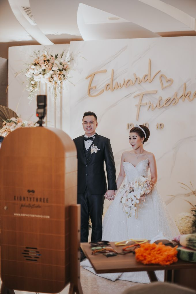 Edward and Frieska Wedding by 83photostudio - 006