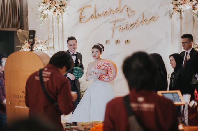 Edward and Frieska Wedding by 83photostudio - 008