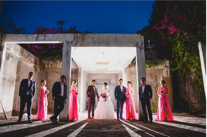 Mr. Erick & Mrs. Decy wedding by Brillington & Brothers - 006