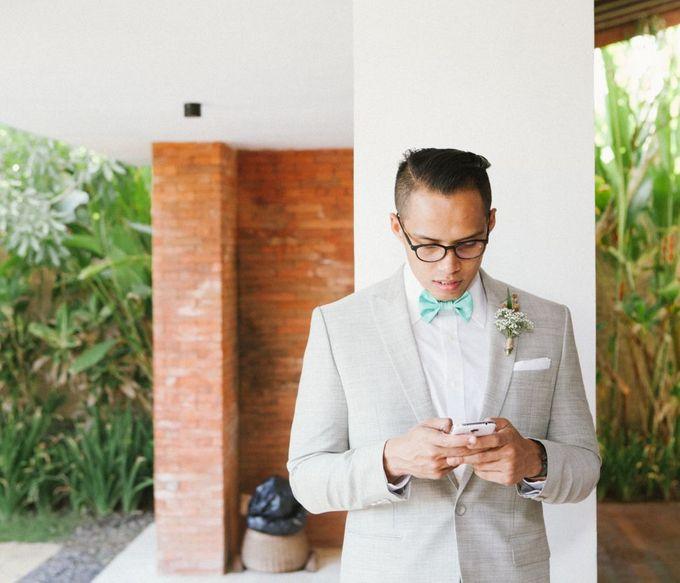 Intan Ayu & Olaf Wedding by Ray Aloysius Photography - 012