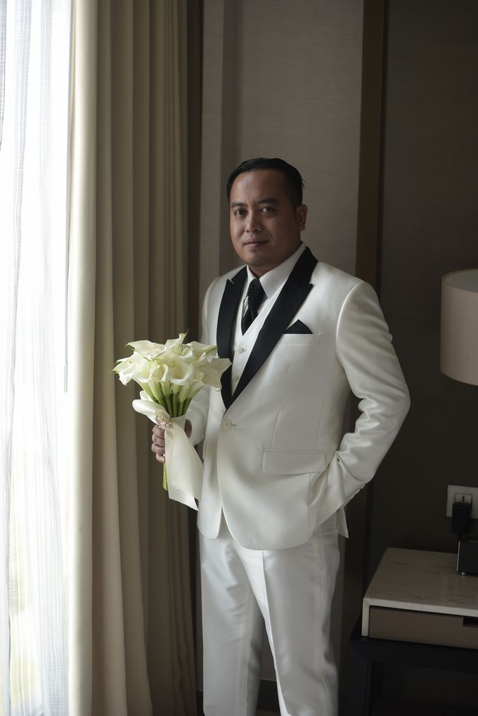 UMBU & INNEKE WEDDING by InterContinental Bandung Dago Pakar - 001