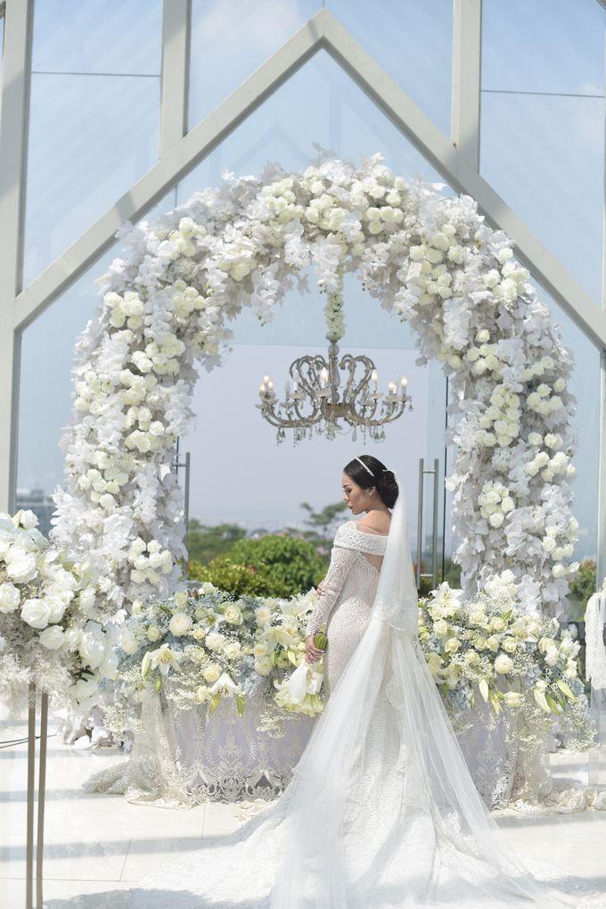 UMBU & INNEKE WEDDING by InterContinental Bandung Dago Pakar - 002