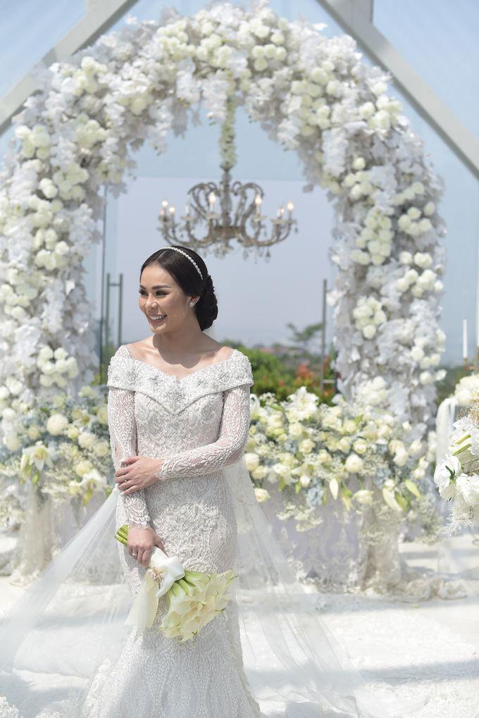 UMBU & INNEKE WEDDING by InterContinental Bandung Dago Pakar - 003