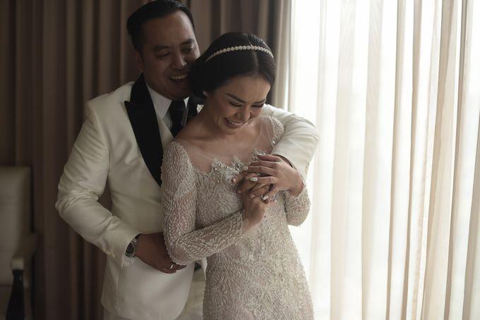 UMBU & INNEKE WEDDING by InterContinental Bandung Dago Pakar - 004