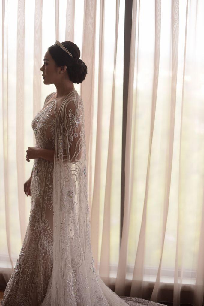 UMBU & INNEKE WEDDING by InterContinental Bandung Dago Pakar - 006