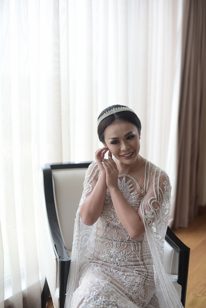 UMBU & INNEKE WEDDING by InterContinental Bandung Dago Pakar - 007