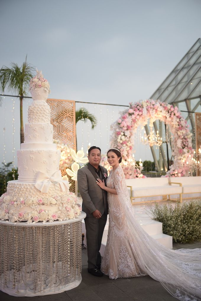 UMBU & INNEKE WEDDING by InterContinental Bandung Dago Pakar - 005