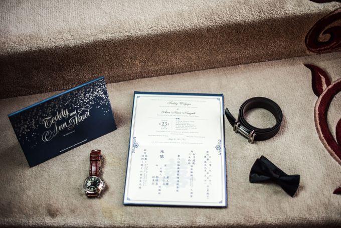 Raffles - Teddy & Ann by Maestro Wedding Organizer - 034