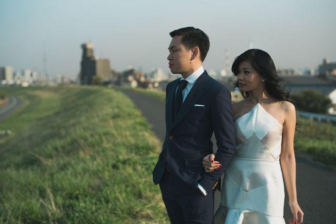 Pre-wedding Mr. Stefan & Mrs. Erlina by Brillington & Brothers - 005