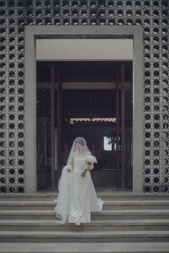 Wedding Aprilia  & Jerry by Bali Izatta Wedding Planner & Wedding Florist Decorator - 001