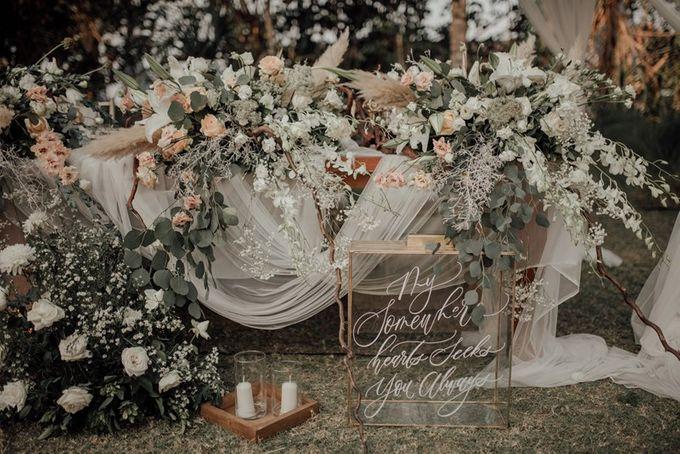 Wedding Aprilia  & Jerry by Bali Izatta Wedding Planner & Wedding Florist Decorator - 002