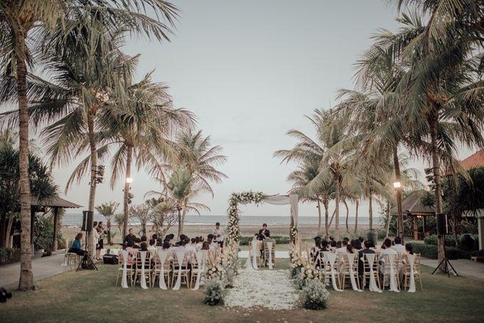 Wedding Aprilia  & Jerry by Bali Izatta Wedding Planner & Wedding Florist Decorator - 004