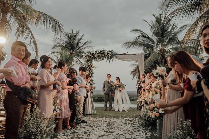 Wedding Aprilia  & Jerry by Bali Izatta Wedding Planner & Wedding Florist Decorator - 007