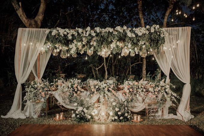 Wedding Aprilia  & Jerry by Bali Izatta Wedding Planner & Wedding Florist Decorator - 009