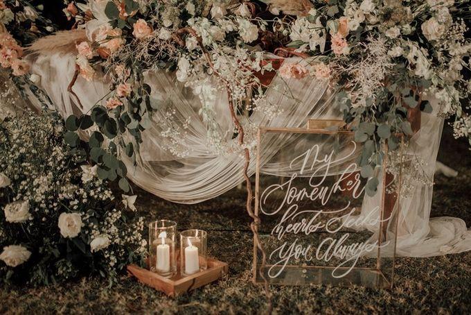 Wedding Aprilia  & Jerry by Bali Izatta Wedding Planner & Wedding Florist Decorator - 010