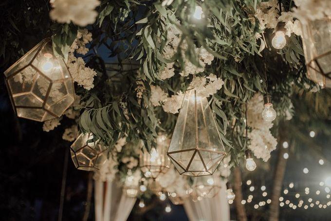 Wedding Aprilia  & Jerry by Bali Izatta Wedding Planner & Wedding Florist Decorator - 011