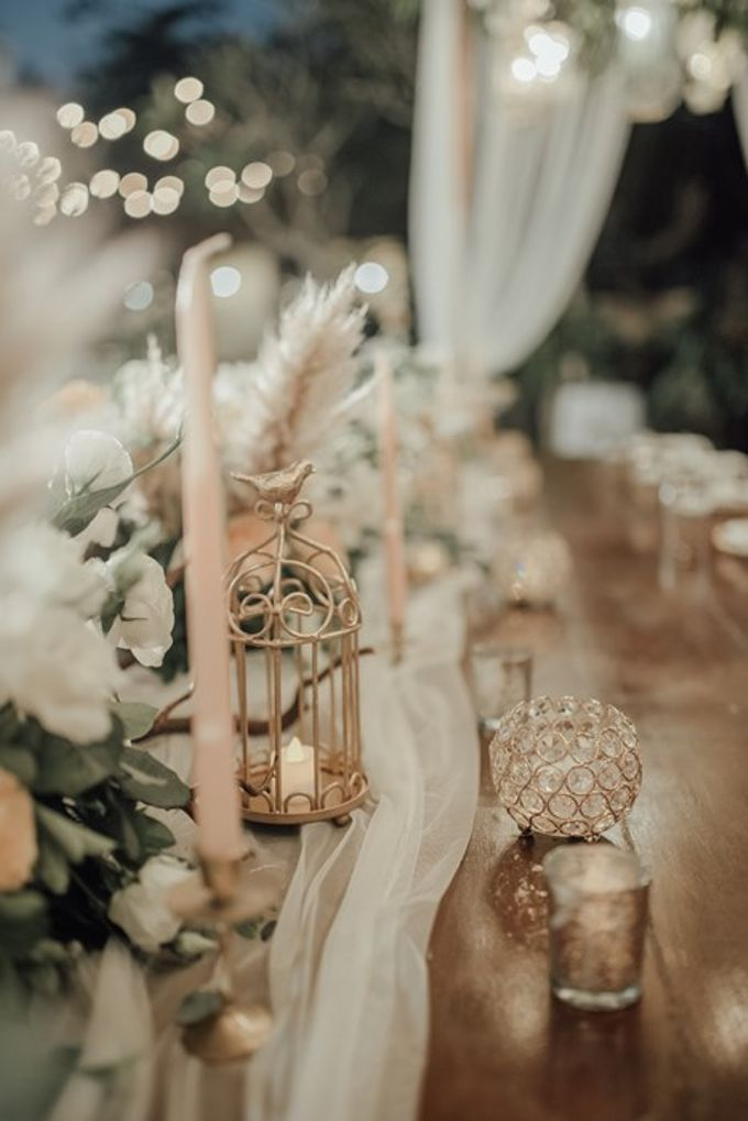 Wedding Aprilia  & Jerry by Bali Izatta Wedding Planner & Wedding Florist Decorator - 013