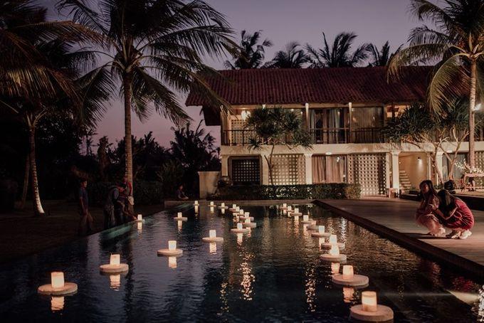 Wedding Aprilia  & Jerry by Bali Izatta Wedding Planner & Wedding Florist Decorator - 015