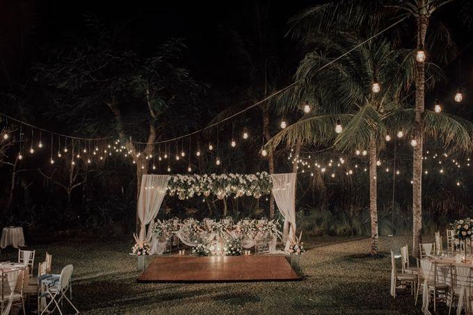 Wedding Aprilia  & Jerry by Bali Izatta Wedding Planner & Wedding Florist Decorator - 016