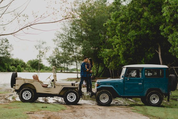 Angling & Milan Pre-Wedding by Satrya Photography - 013